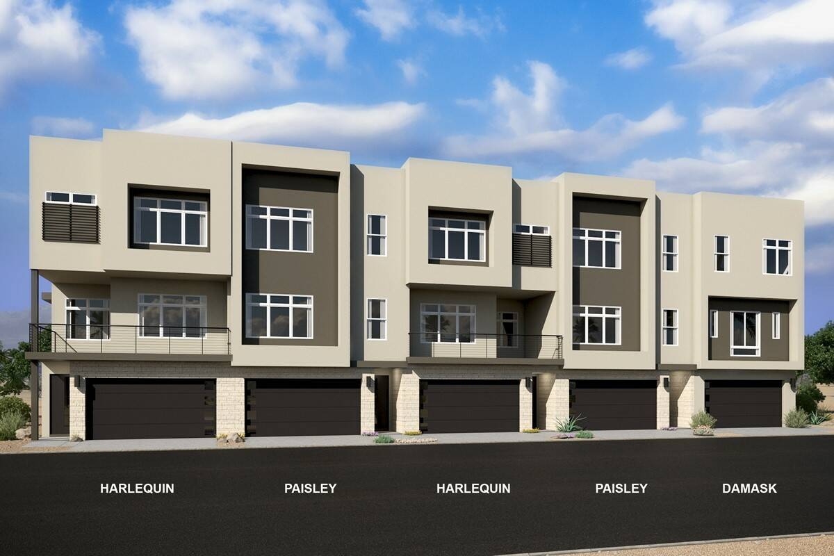 aire luxury new townhomes scottsdale arizona b2 5
