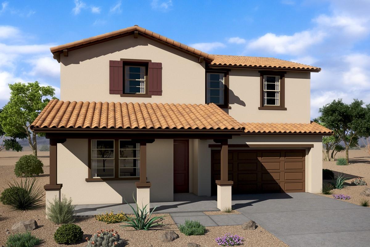 repose spanish hacienda b new homes affinity at verrado
