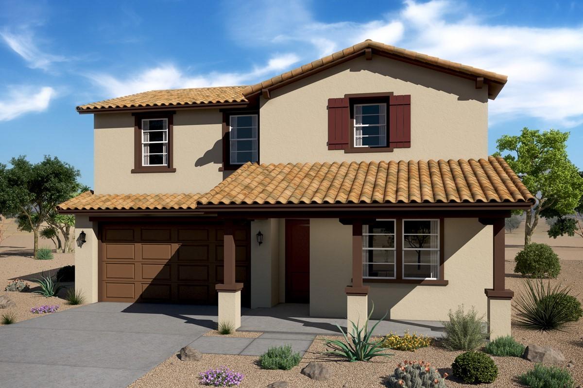 repose 4013 b spanish hacienda new homes affinity at verrado east