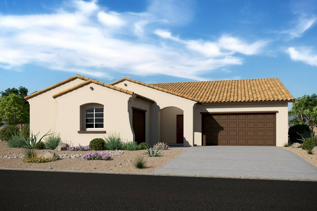 5012 Monarch S Spanish new homes casa grande arizona