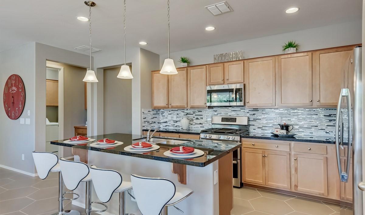 Affinity at Montana Vista - Accord - Kitchen-4