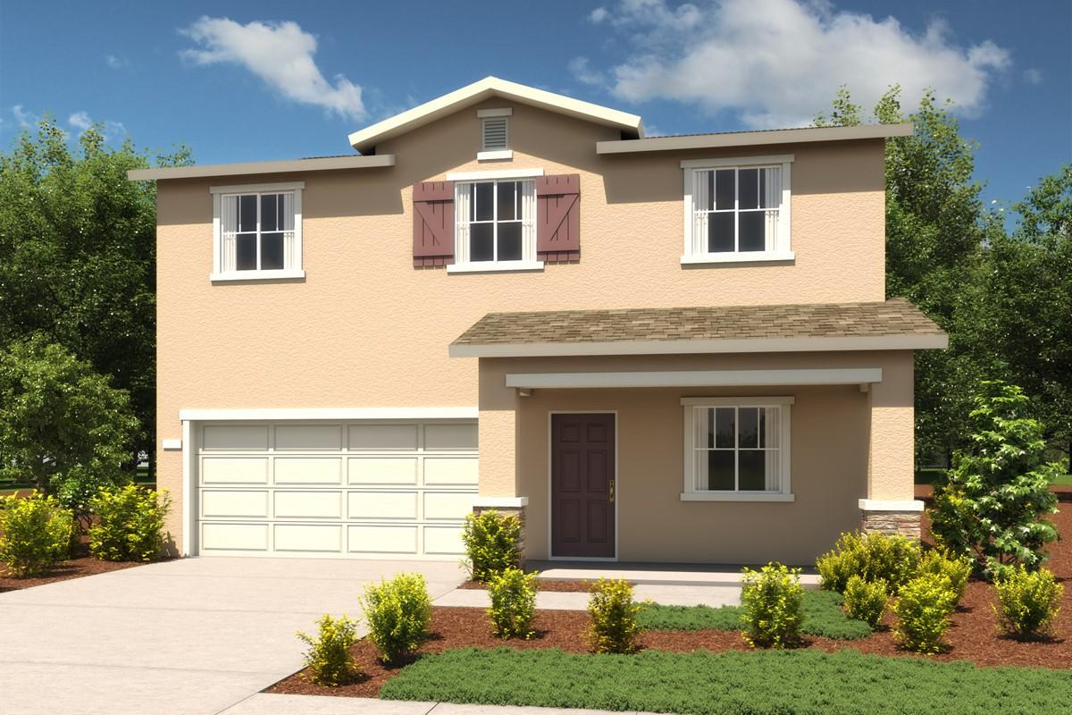 primrose 3574 craftsman b new homes merced california