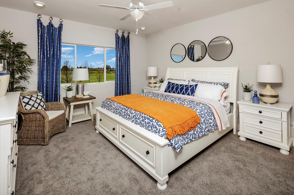 61546_Lavaux at Vineyard Terrace_Aspen_Aspen Model Interior Of The Owner_s Bedroom