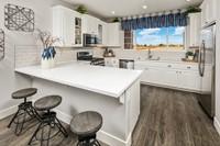 61552_Lavaux at Vineyard Terrace_Aspen_Aspen Model Interior Of The Kitchen