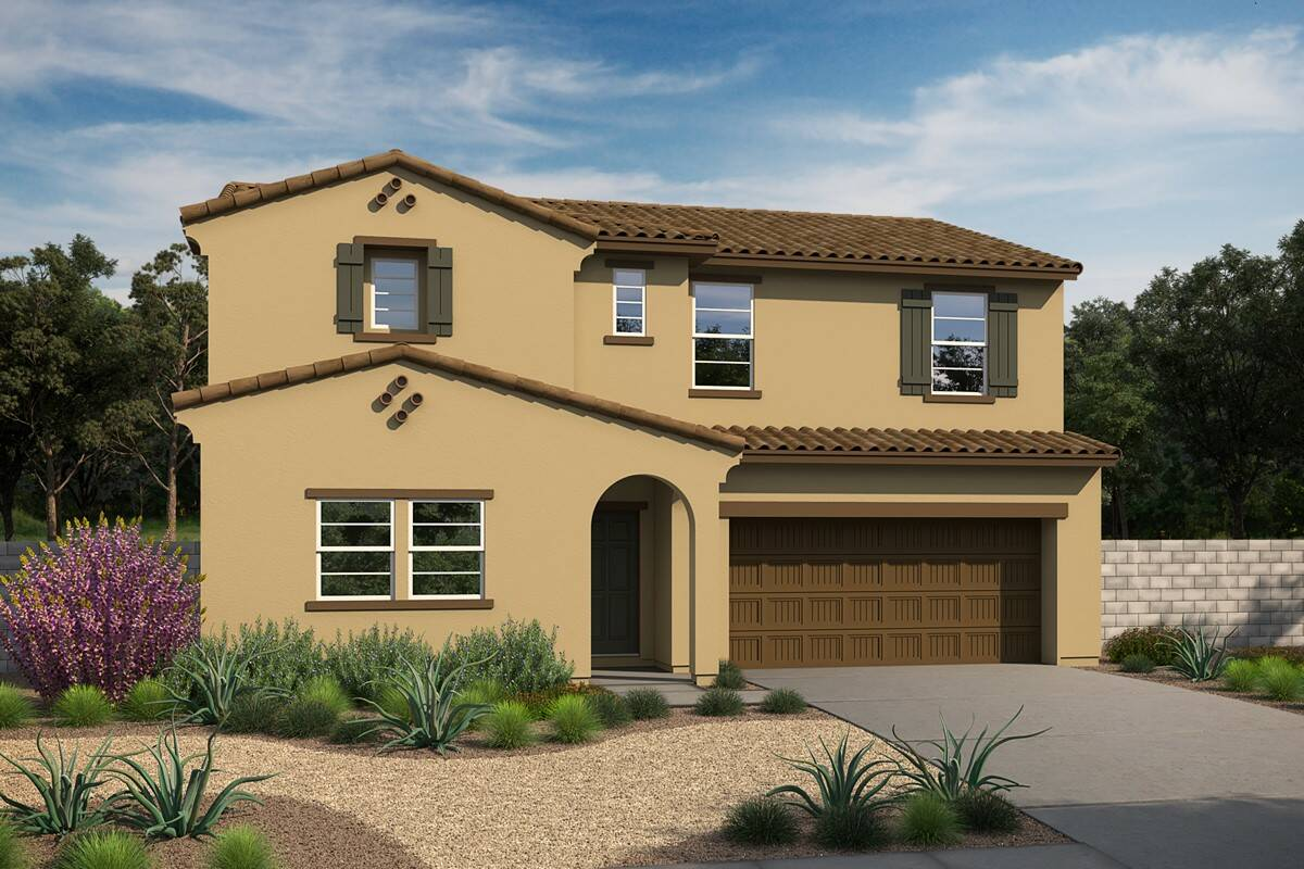 plan 4 elara a spanish new homes victorville california