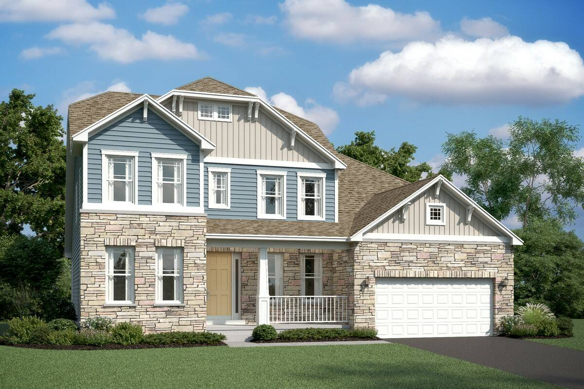 baltimore e2 new homes at glenriddle