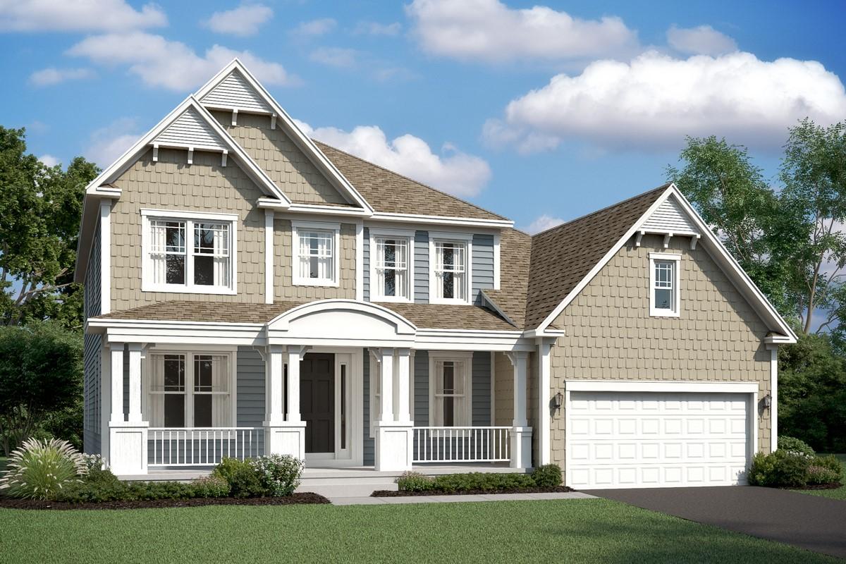 portland II f new homes at glenriddle