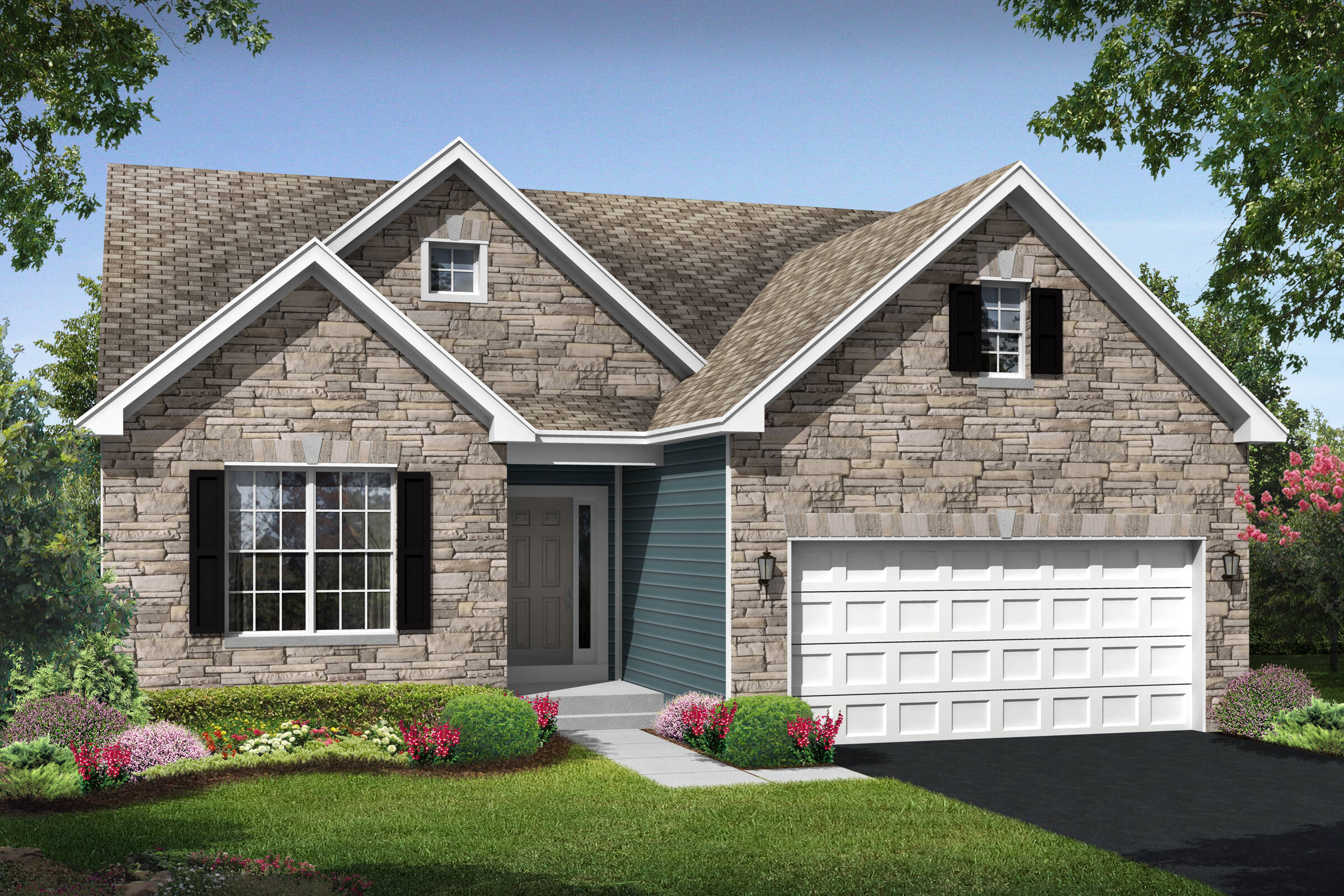 ambassador f new homes at hidden brook in delaware