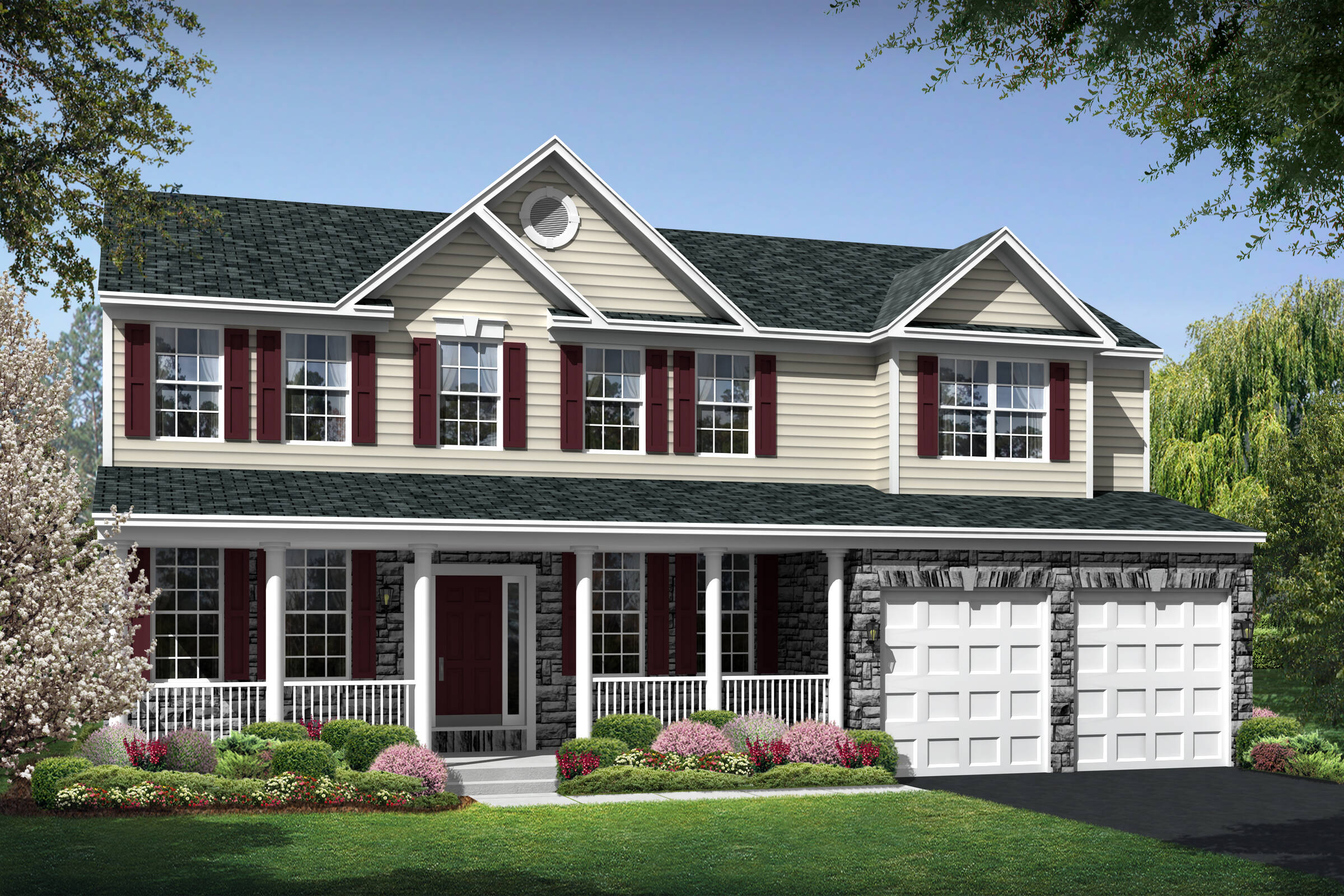 delaware c country new homes at hidden brook in delaware