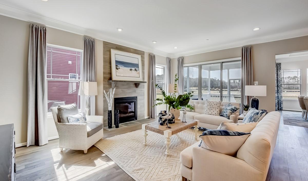 Four Seasons Belle Terre - Killarney Loft - Living Room-1