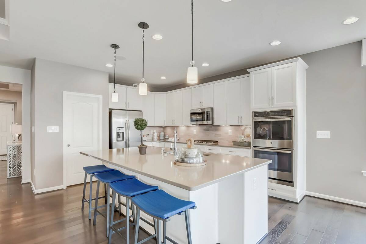 rockford kitchen new homes at red mill pond