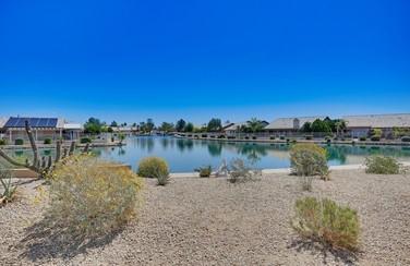 13 805 x 453 20341_Four Seasons at Ventana Lakes_Lake