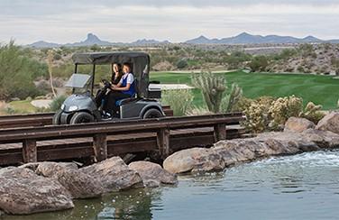 Women-in-Golf-Cart