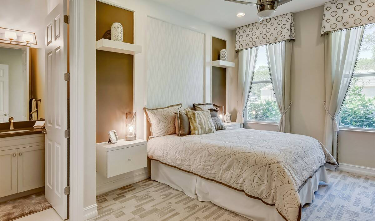 Reynolds Ranch - Saffire - Bedroom 4