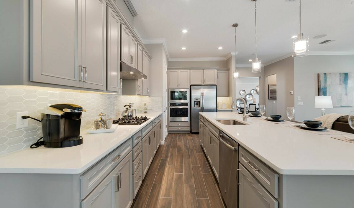 michelson kitchen cabinets new homes orlando florida
