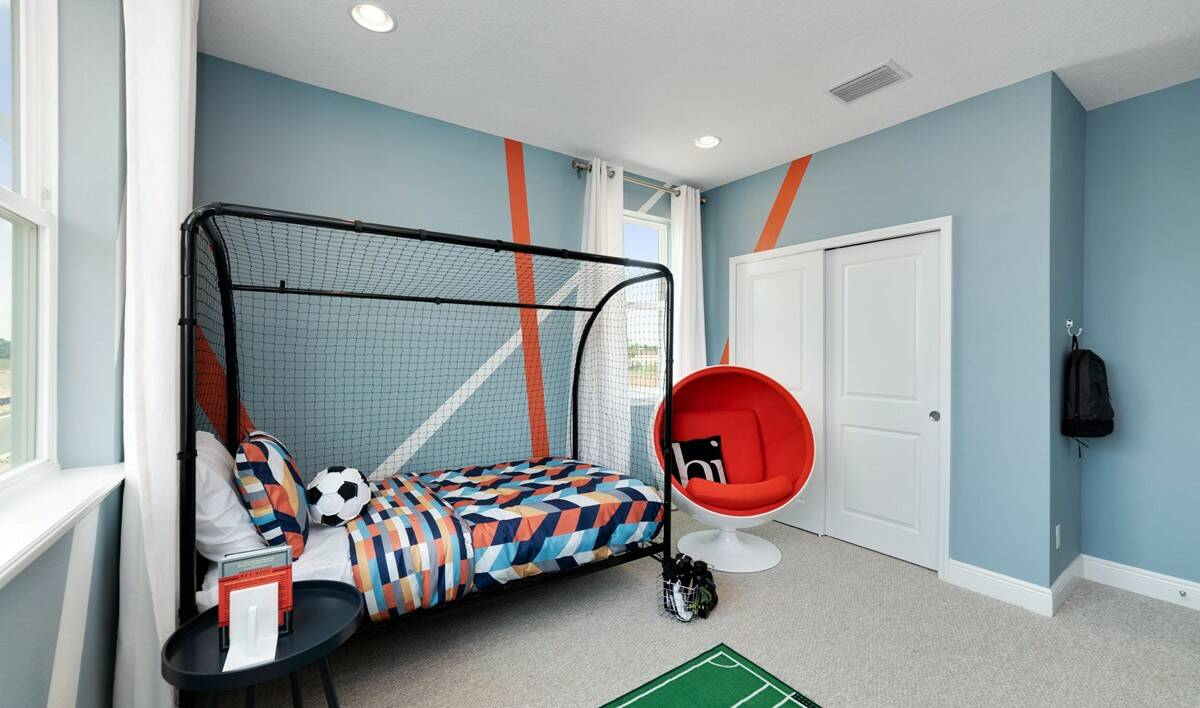 sanya bedroom 2 new homes orlando florida