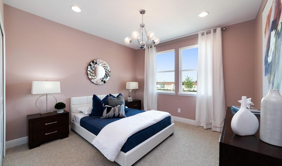 sanya bedroom 3a new homes orlando florida
