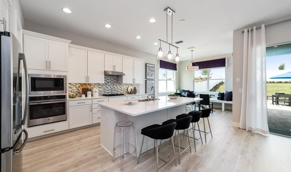 sanya kitchen new homes orlando florida