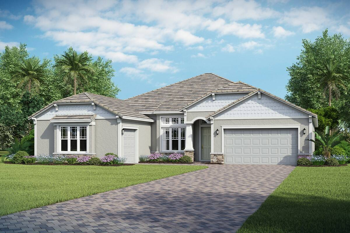 Athlone F highlands at summerlake new homes orlando