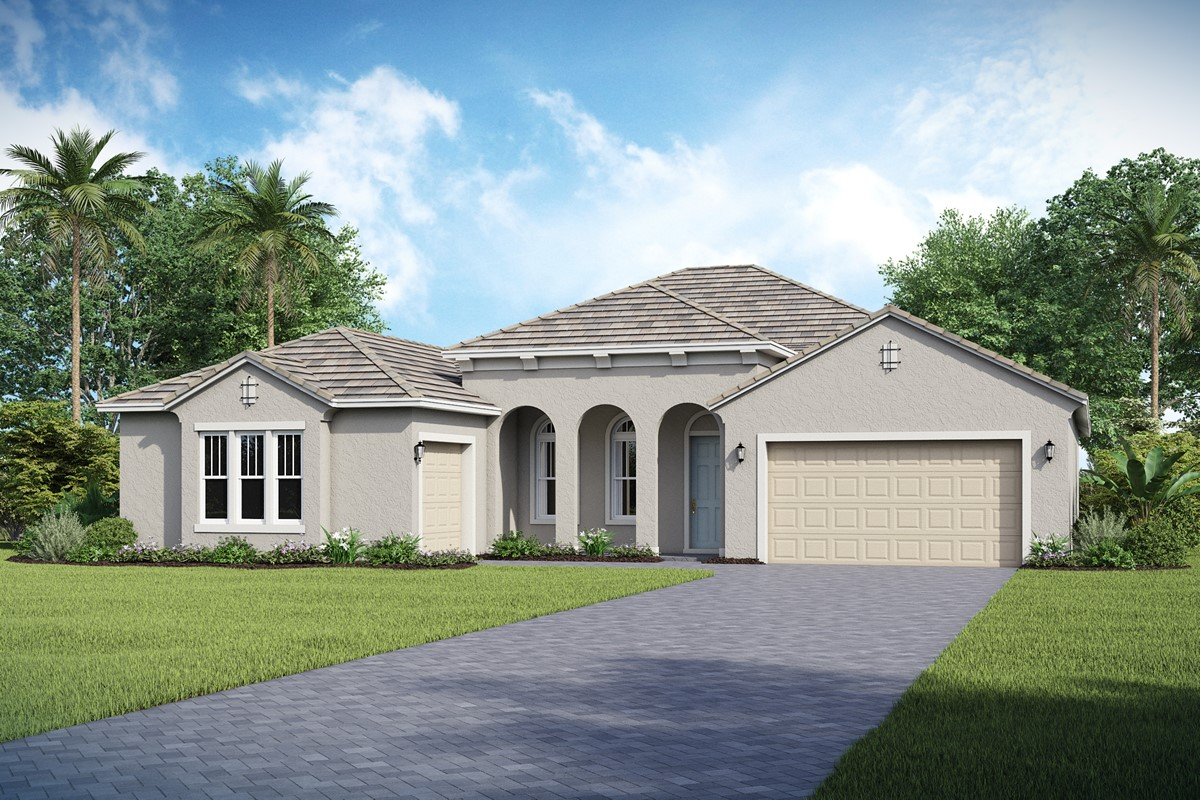 Athlone K highlands at summerlake new homes orlando