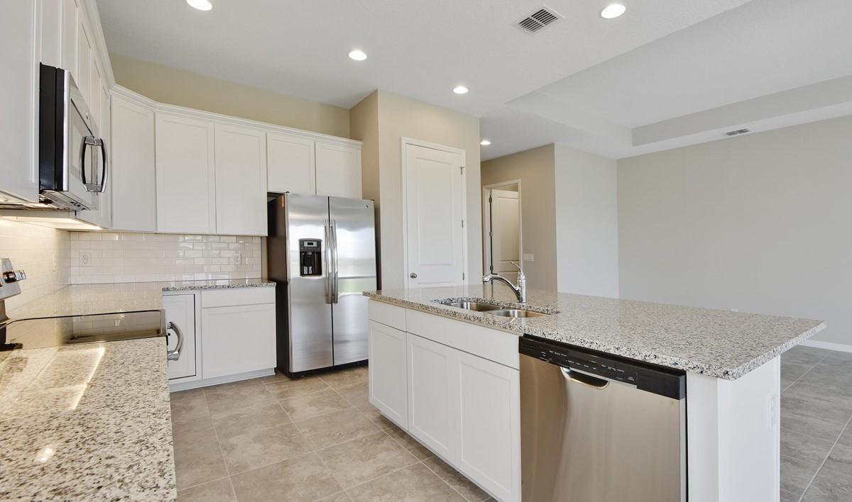 Hilltop Reserve - New Homes in Apopka, FL