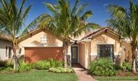 Vera exterior  new homes Parkland Florida