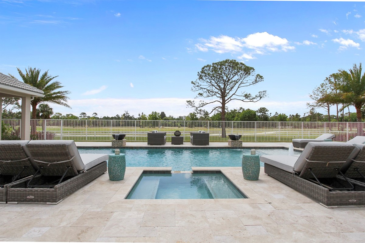 hawthorne pool new homes in jupiter florida