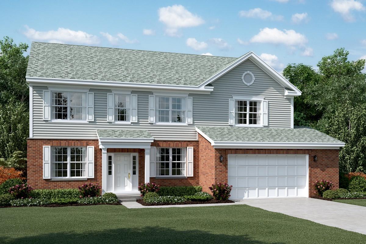 dover a2b brand new homes manhattan illinois