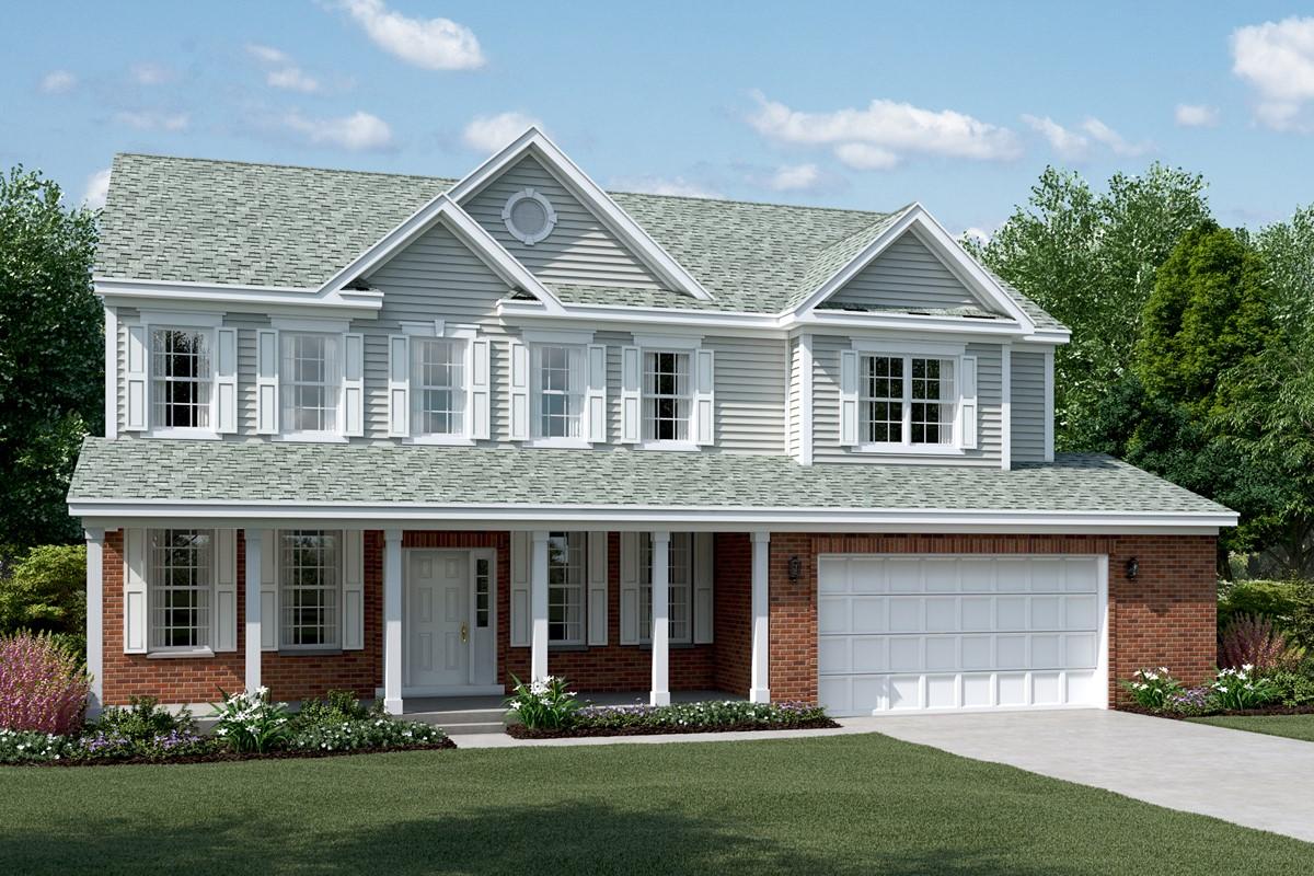 dover cb brand new homes manhattan illinois
