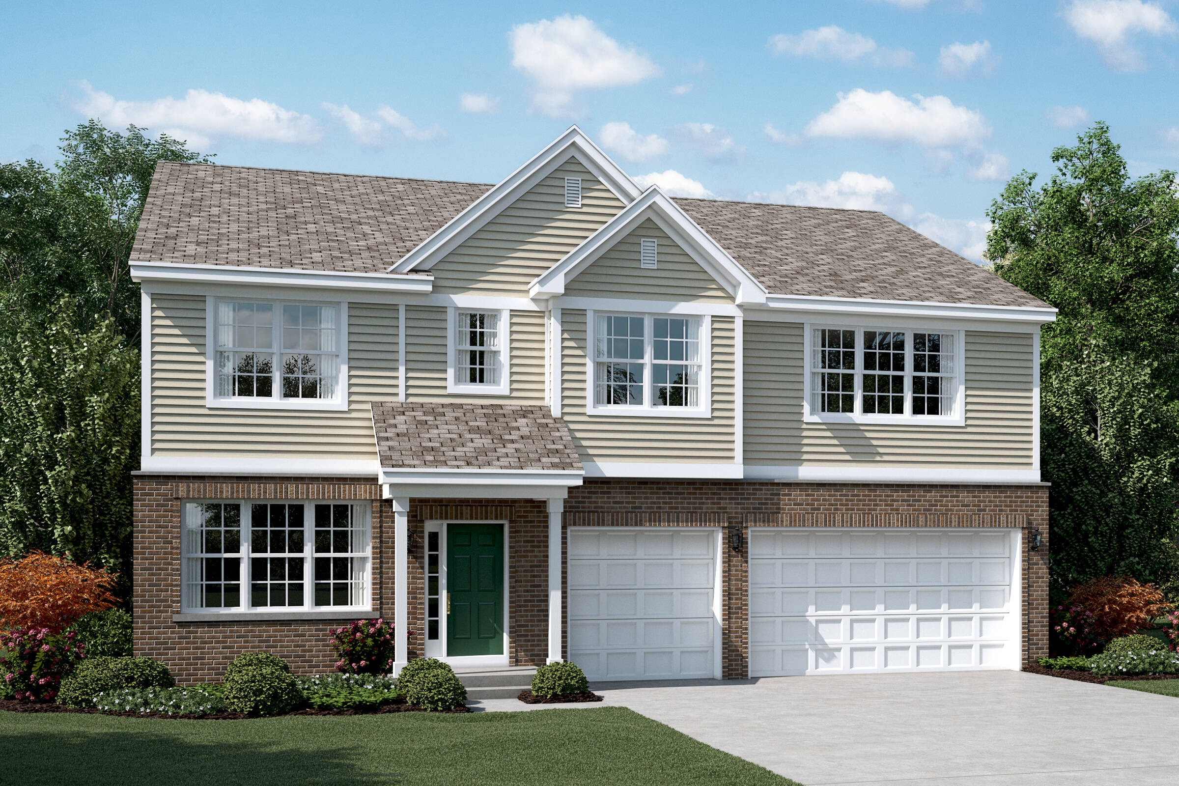 yorkshire ab new homes manhattan illinois