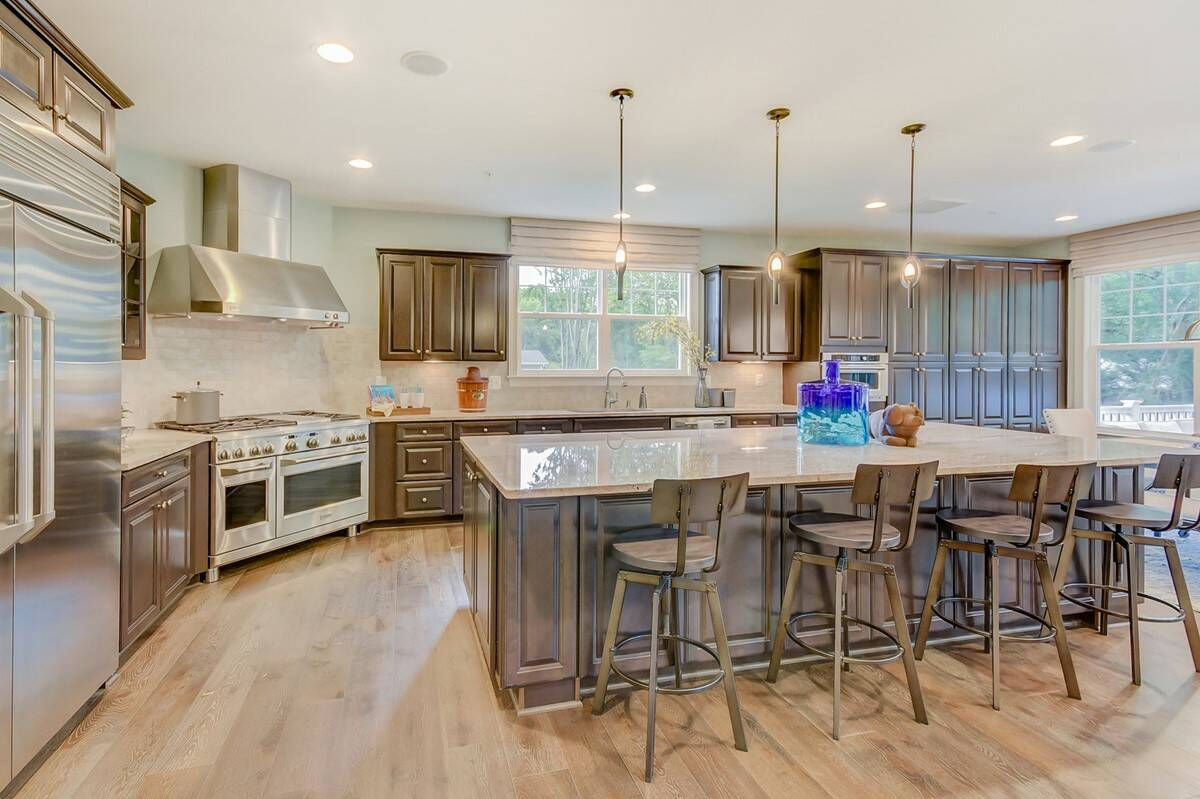delaware kitchen new homes at ashers farm