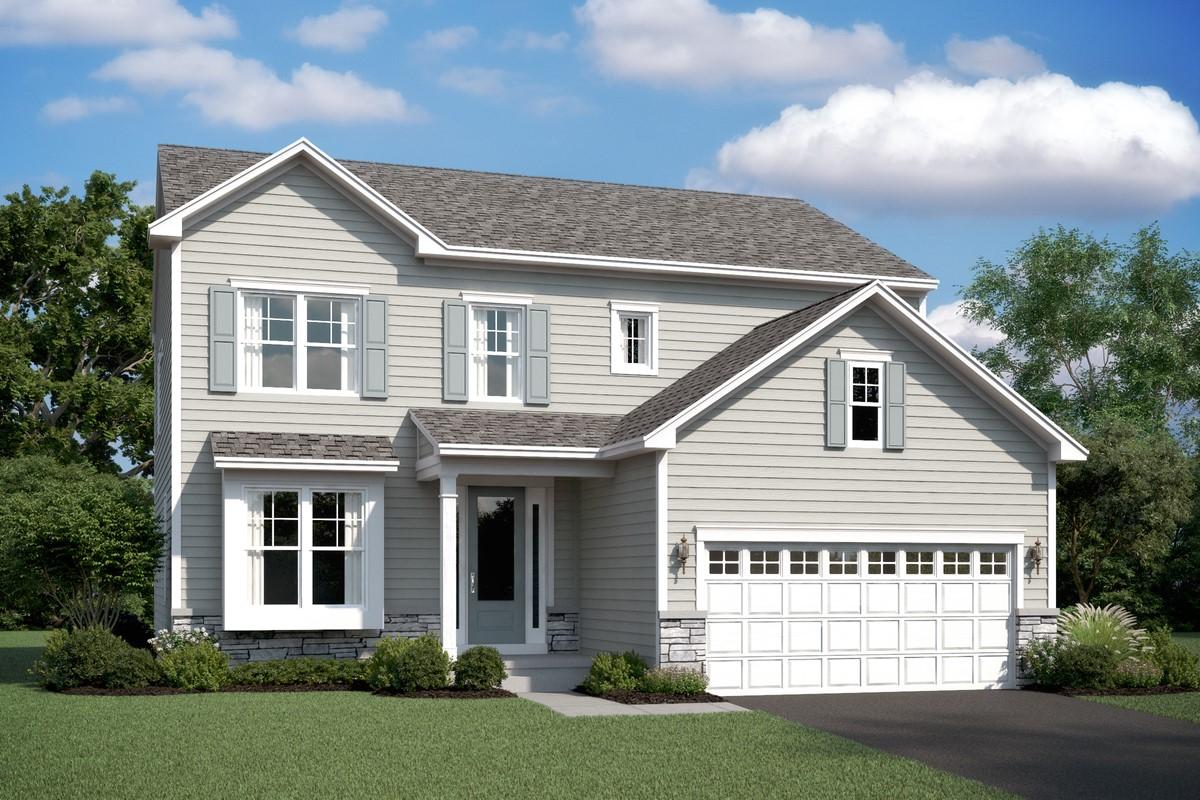 haddenfield II b new homes at wades grant