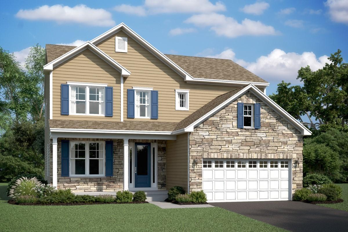 haddenfield II c new homes at wades grant