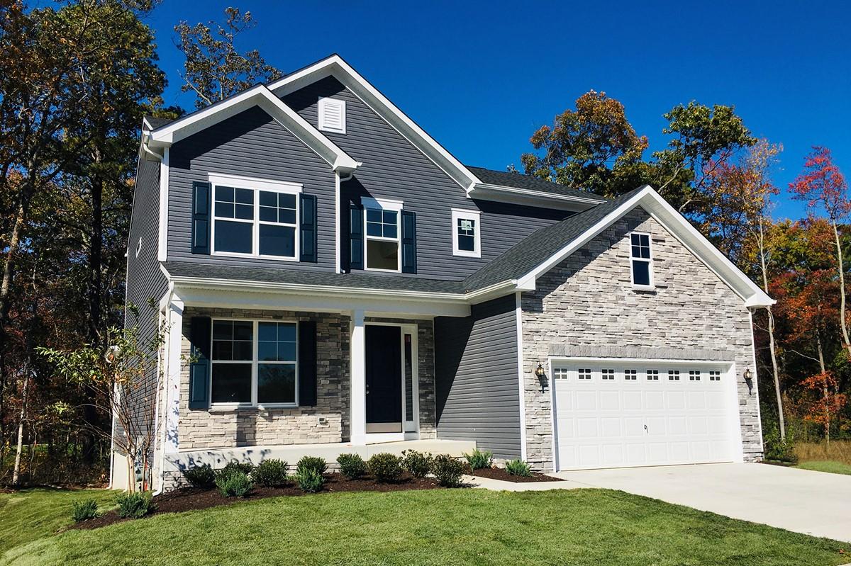 haddenfield II c 202 lot 1 new homes at wades grant