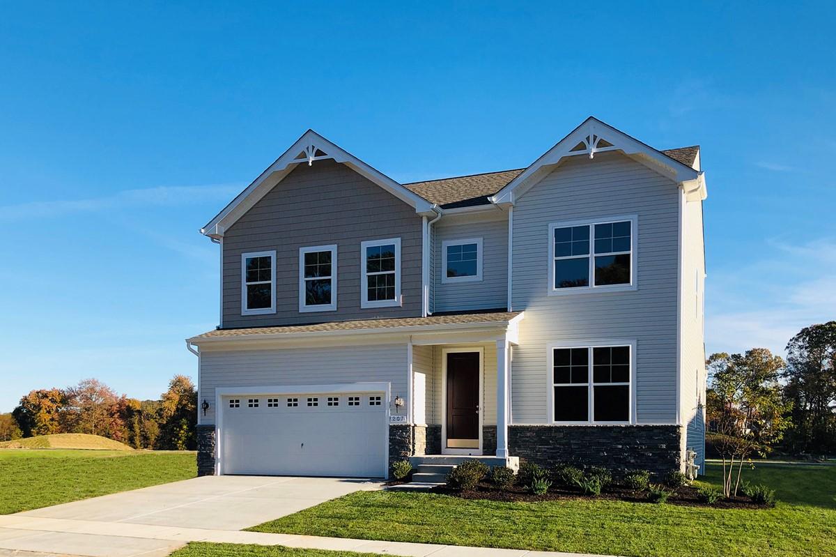 hanover II d 207 lot 20 new homes at wades grant