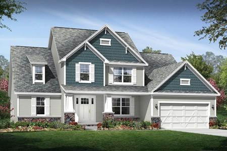 Home builders in sunbury ohio k hovnanian homes for K hovnanian home design gallery
