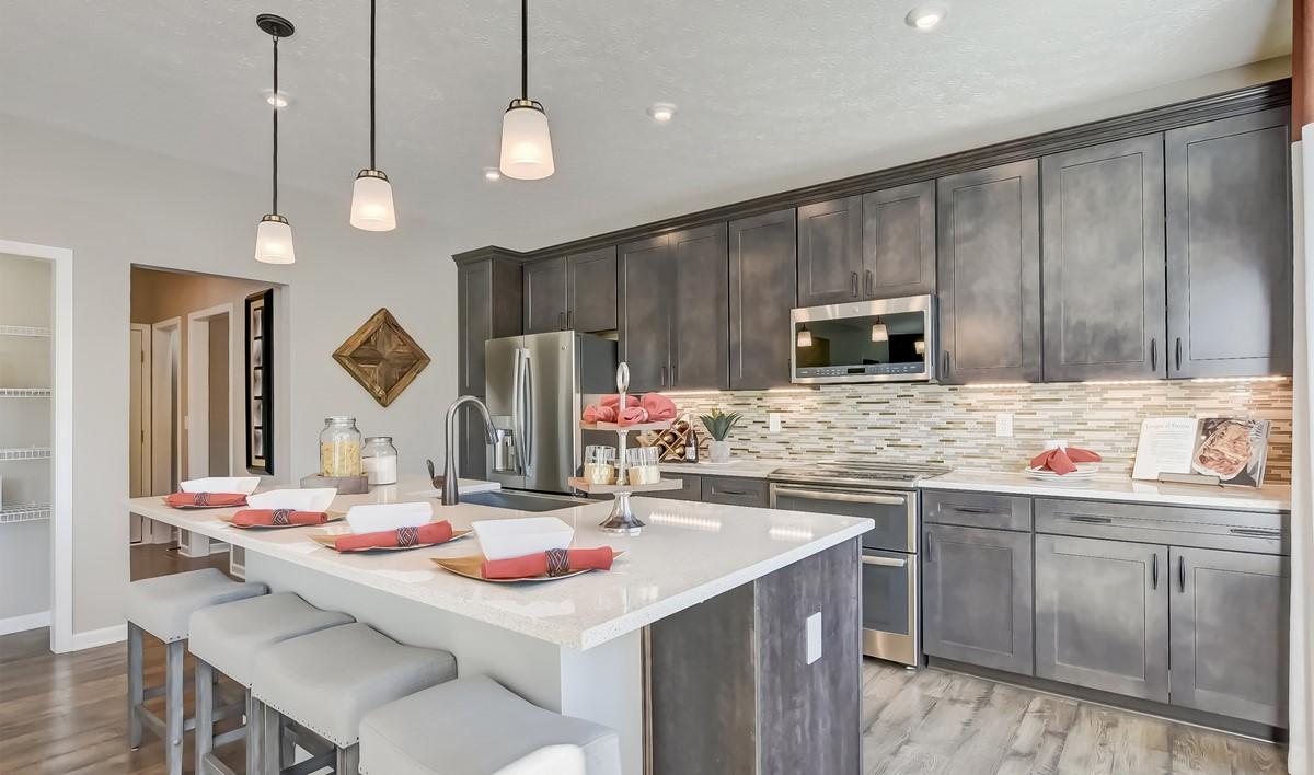 Design Center - Cape Charles - Kitchen-1