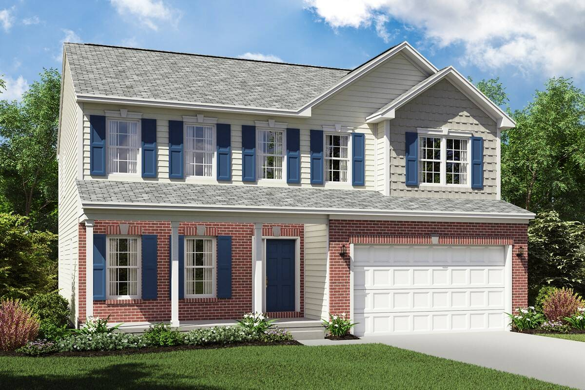 brantwood cb k hovnanian new home communities northeast ohio