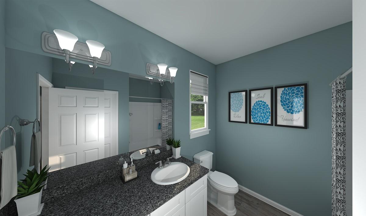 oakridge owners bath new homes k hovnanian cleveland