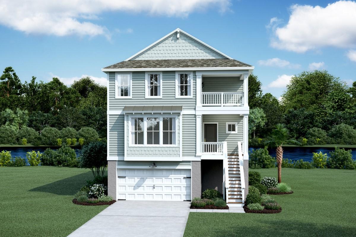 riviera II b new homes at hammock breeze