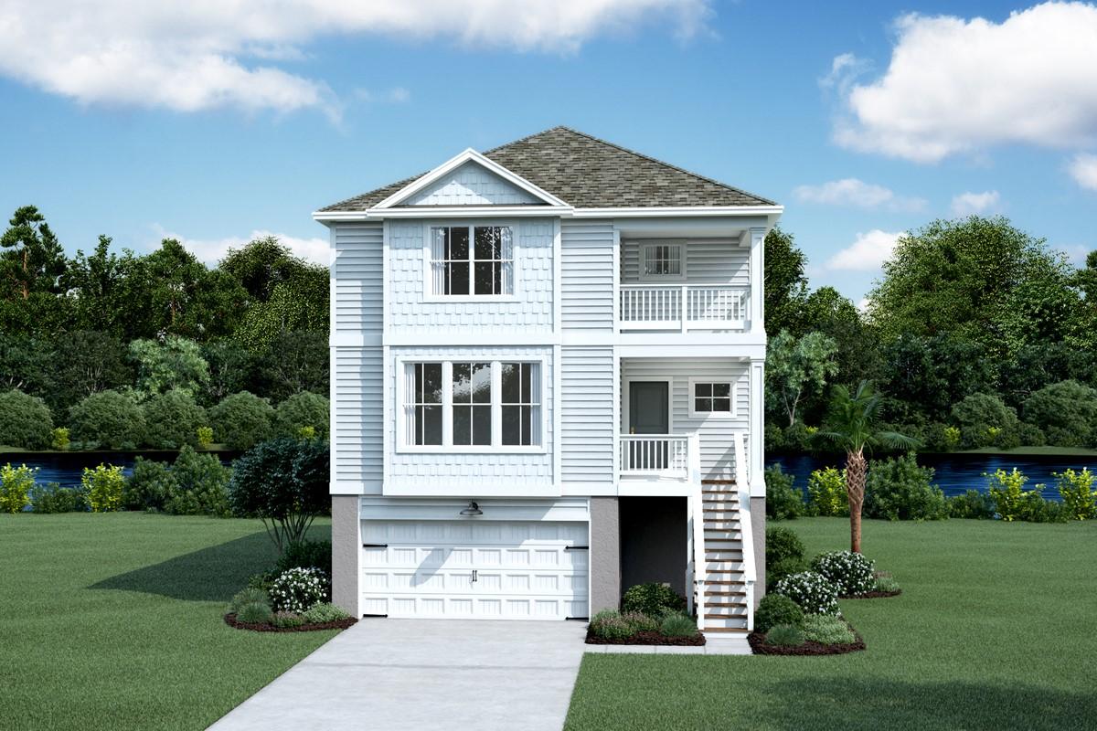 riviera II d new homes at hammock breeze