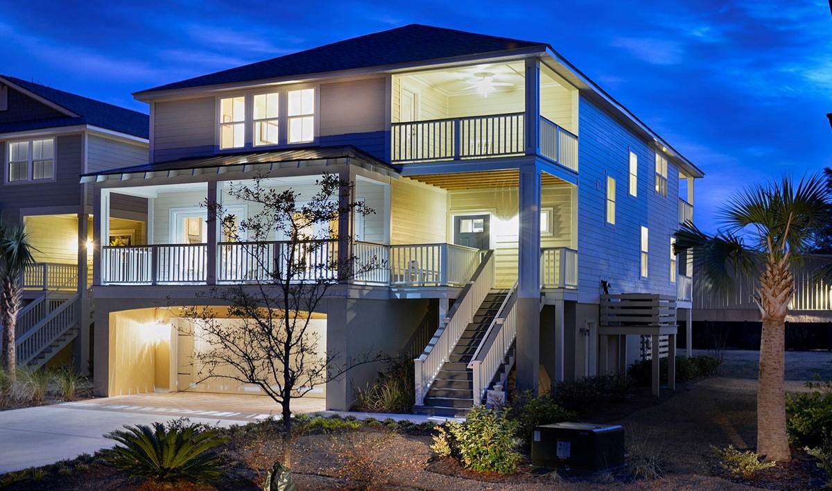Riviera C in Salt Creek Landing new homes in Hilton Head Island