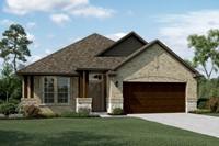 Birkdale C Stone new homes dallas texas
