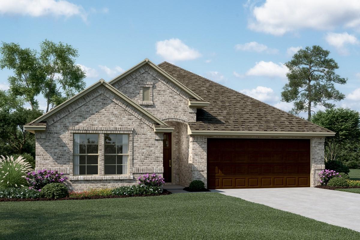 Bronson A new homes dallas tx