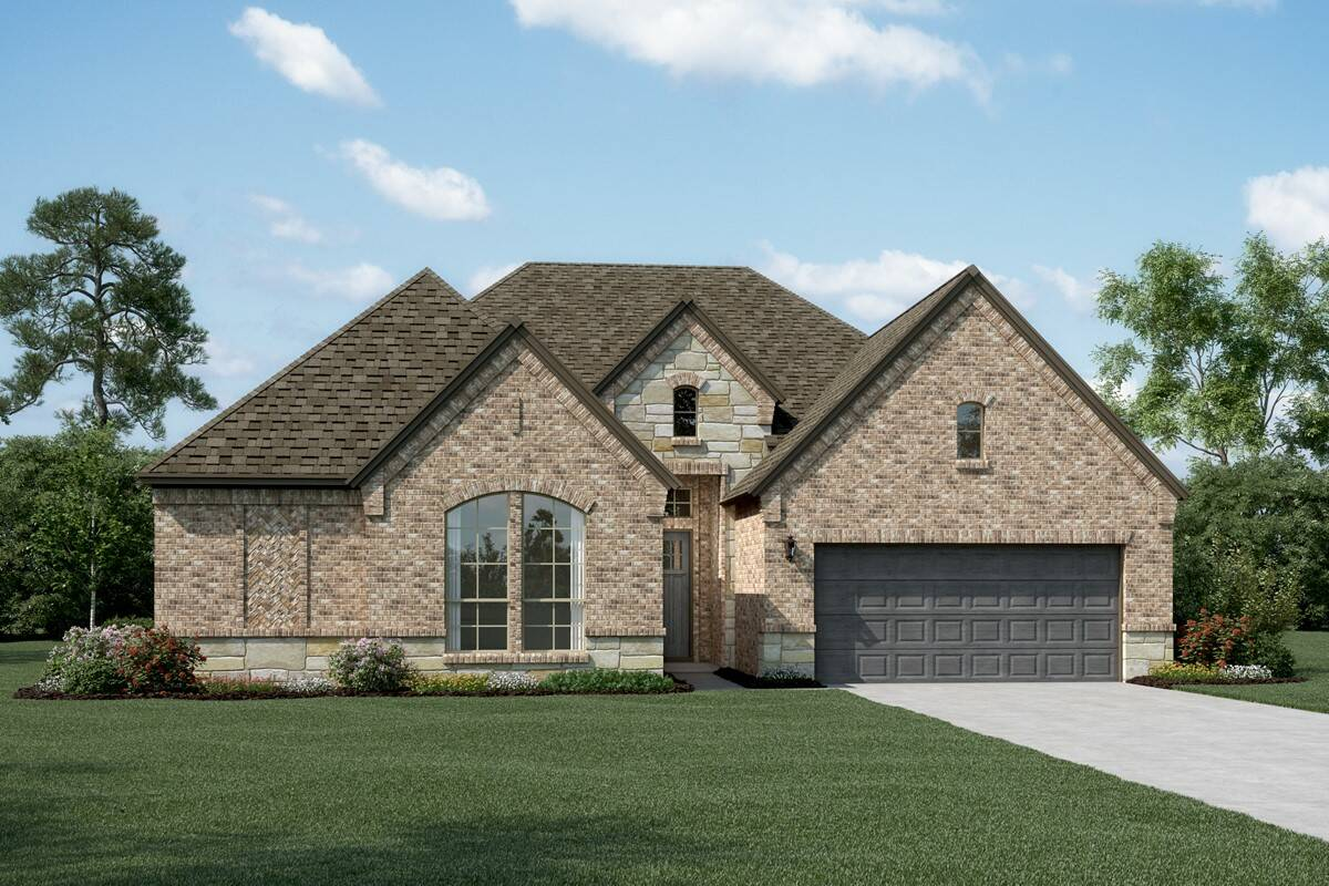 Chandler II E Stone new homes dallas tx