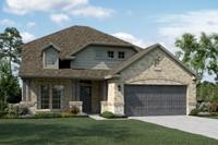 Delaware C Stone new homes dallas texas