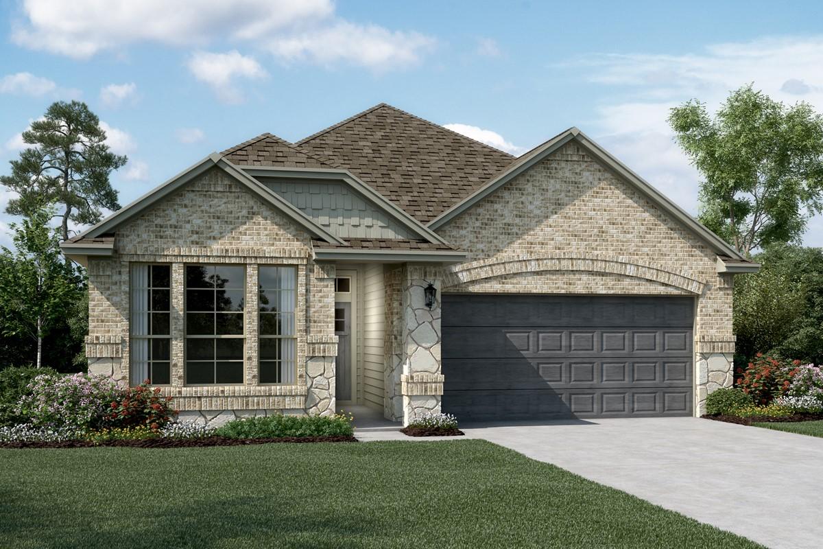 Easton C Stone new homes dallas texas