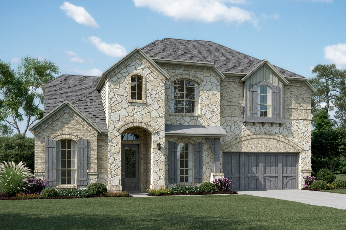 Trailwood hampshire iii for New home source dfw