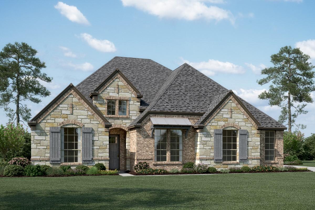 Hartford K Stone new homes dallas tx