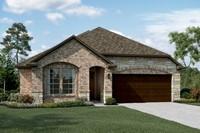 Keystone II C Stone new homes dallas tx